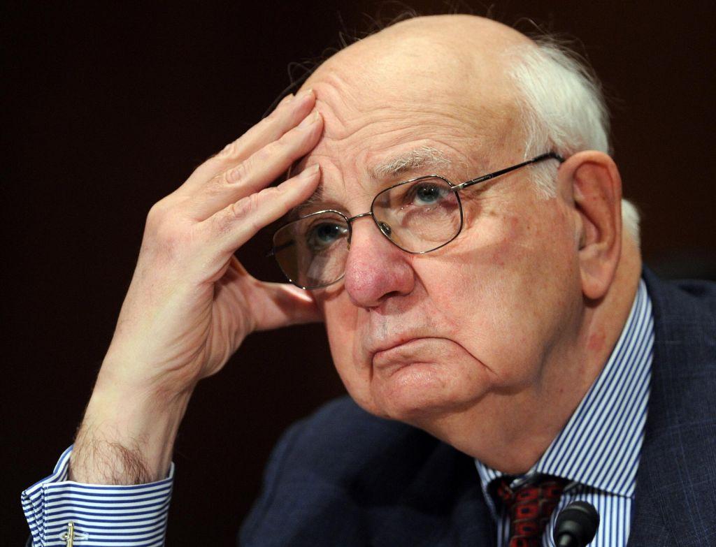 Umrl Paul Volcker, legenda boja proti inflaciji