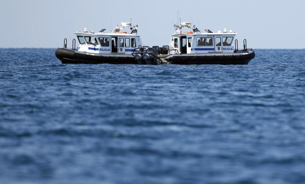 Hrvaški policisti letos več kot tisočkrat vpluli k nam