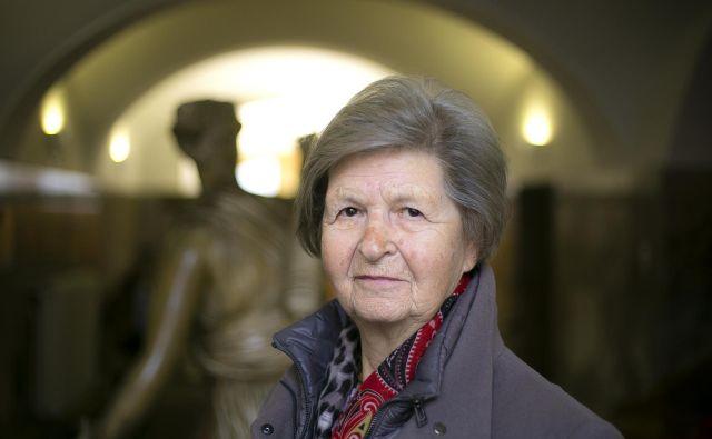 Prof. dr. Alenka Šelih je v slovenskem pravnem okolju prva opozorila na problem žrtve kaznivega dejanja, na vprašanje kazenskopravnega varstva zasebnosti, na otrokove pravice in na problem nasilja nad otroki. Foto Jože Suhadolnik