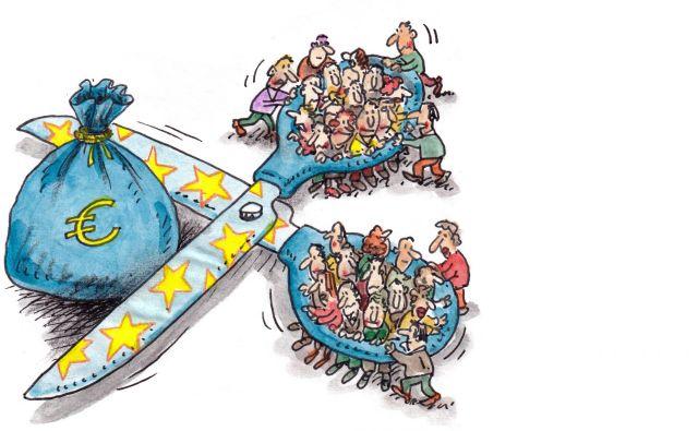 Karikatura: Foto Marko Kočevar