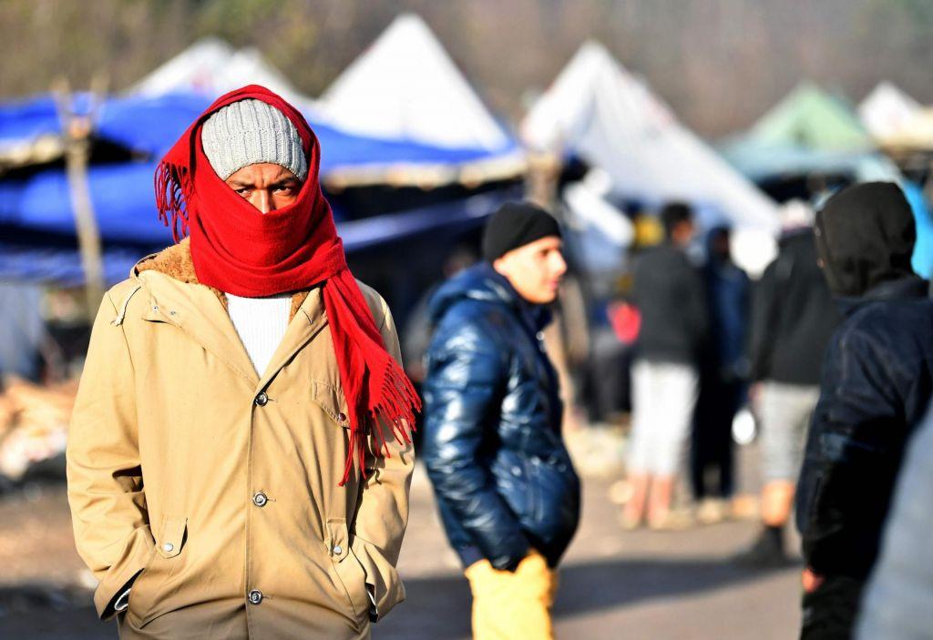 FOTO:Oblast začela prazniti Vučjak, a kam z migranti?