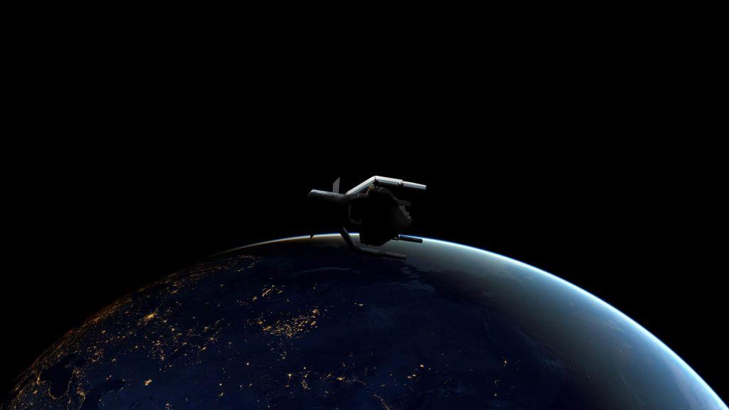 Esa napovedala prvo vesoljsko čistilno akcijo