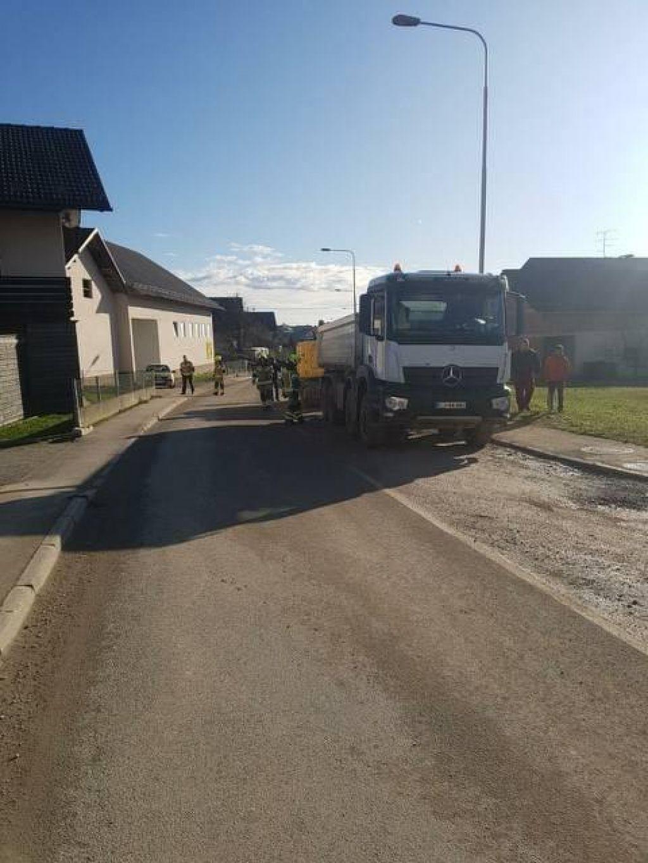 V Orehovljah ni več nevarnosti zaradi uhajanja plina