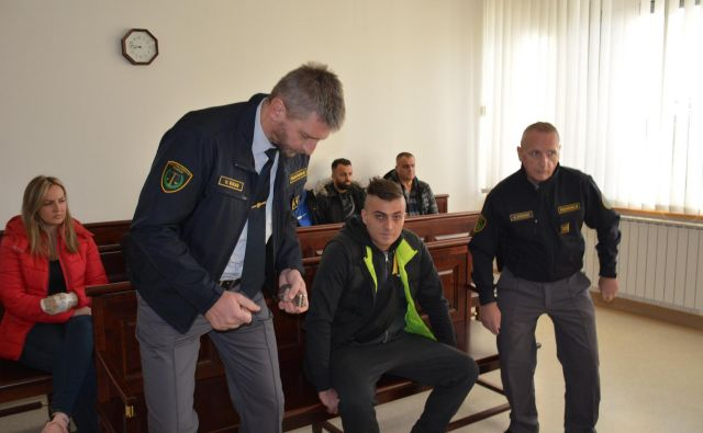 Ilseini Shkjjkjim je priznal krivdo in obžaloval kaznivo dejanje. FOTO: Oste Bakal
