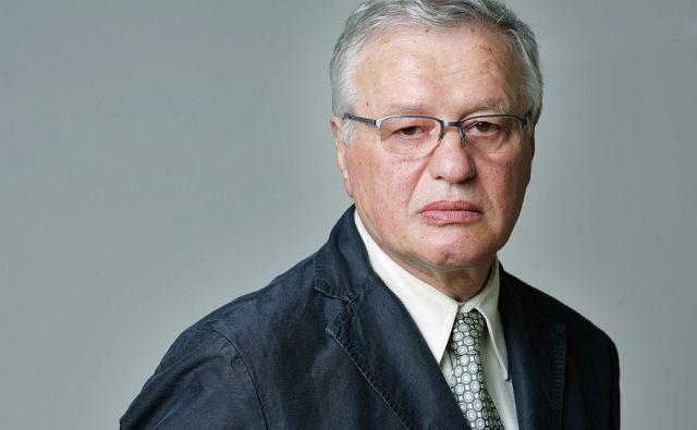 Dr. Stane Bernik. FOTO: Jože Suhadolnik/Delo