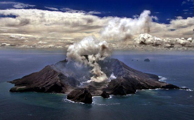 Maorski voditelj Pouroto Ngaropo je prepričan, da je bil izbruh zgolj način, s katerim je božanstvo še enkrat pokazalo ljudem, kako velika je moč narave. FOTO: Torsten Blackwood/AFP