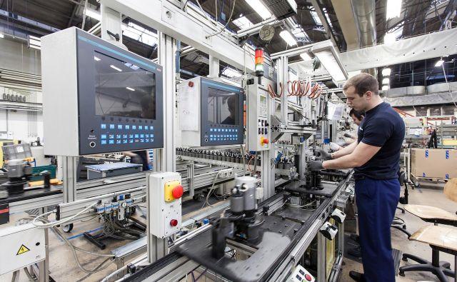 Mahle Electric Drives Slovenija bo povečal število zaposlenih v proizvodnih programih. Foto Arhiv podjetja