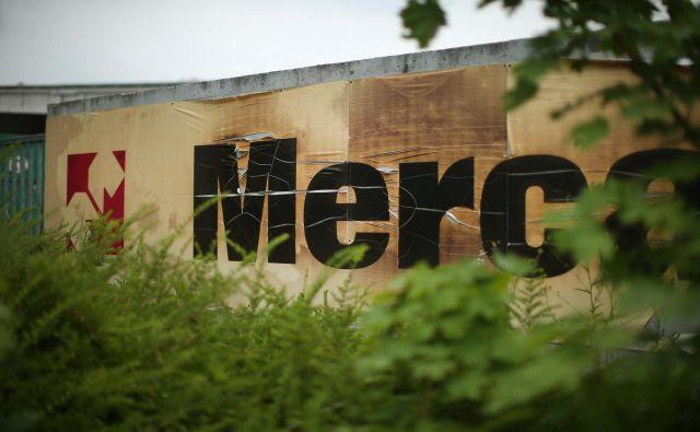 Skupina Mercator Foto Jure Eržen/delo