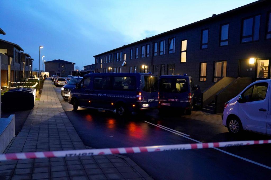 FOTO:Na Danskem aretirali 20 ljudi zaradi načrtovanja terorističnega napada