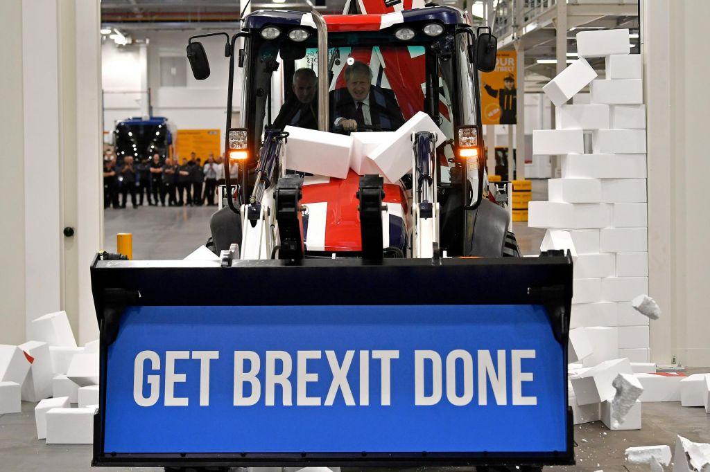 FOTO:Trenutek resnice za Johnsona in brexit