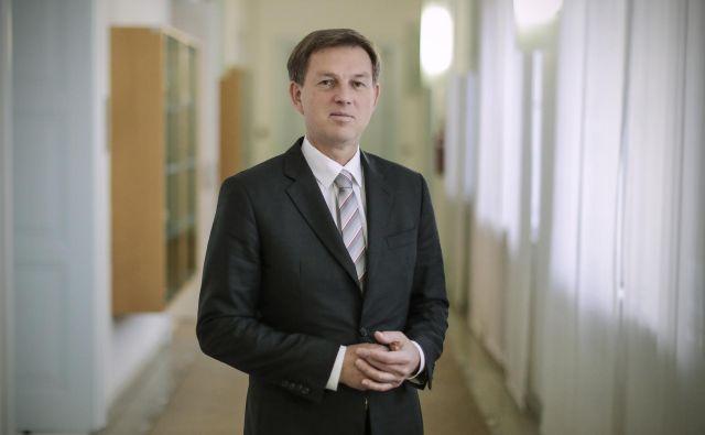 Miro Cerar: »Objektivne odgovornosti absolutno ne sprejemam. Odločitev o vložitvi tožbe je bila kolektivna.« Foto: Uroš Hočevar