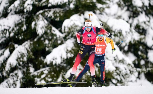 Norveški as je že takoj potrdil vlogo favorita. FOTO: AFP