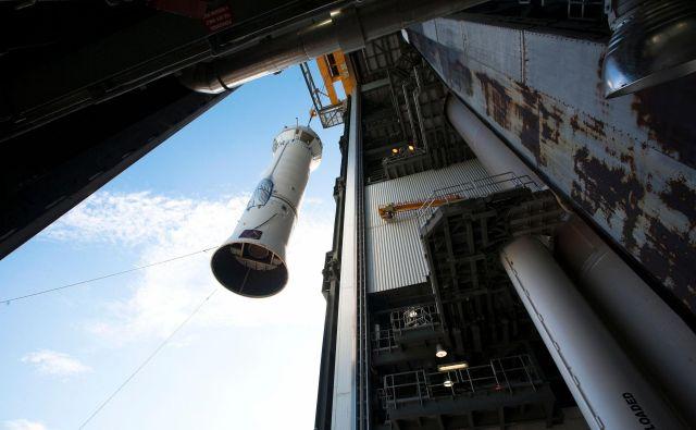 Prva Nasina misija obiska asteroidaOSIRIS-REx. Foto AFP PHOTO /NASA/KIM SHIFLETTE Kim Shiflett Afp