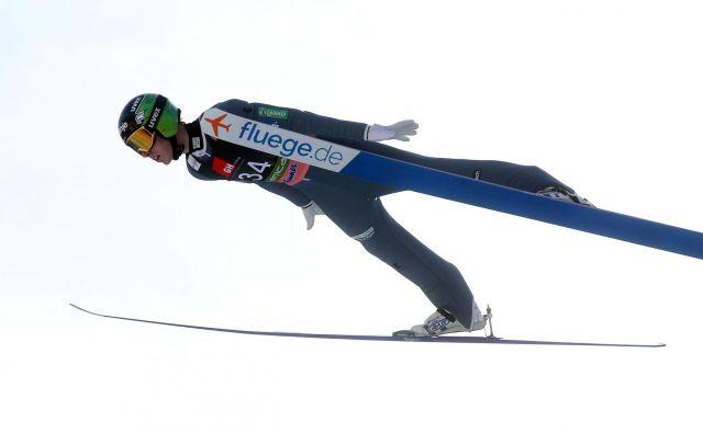 Timi Zajc je v kvalifikacijah zasedel 13. mesto. FOTO: Marko Feist