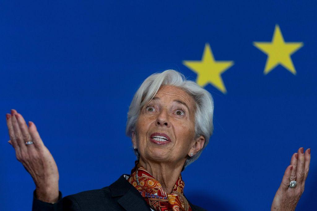 ECB brez sprememb obresti, Nemka predlagana za novo članico izvršilnega odbora