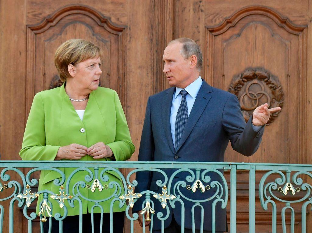 Rusija izgnala dva nemška diplomata