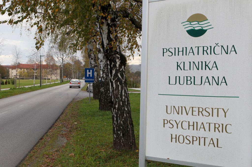Legionela v psihiatrični kliniki