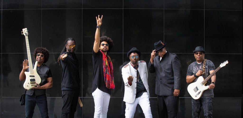The New Power Generation - Veličastno Princeovo spremstvo