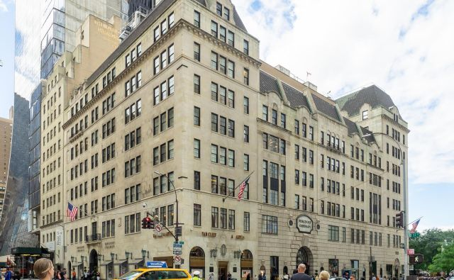 VeleblagovnicaBergdorf Goodman na newyorški Peti aveniji.Foto @epicsunwarrior