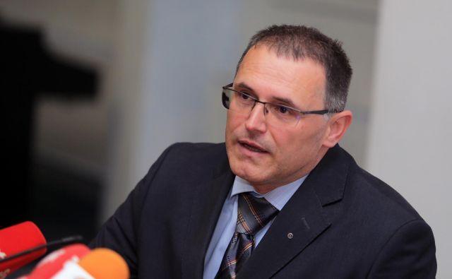 Janez Lavre, direktor slovenjgraške bolnišnice. Foto Tadej Regent