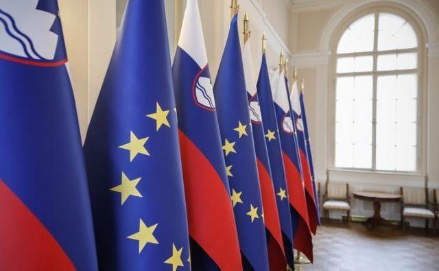 Slovensko predsedovanje v drugi polovici leta 2021 bo precej drugačno od predsedovanja v prvi polovici leta 2008. FOTO: Uroš Hočevar/Delo
