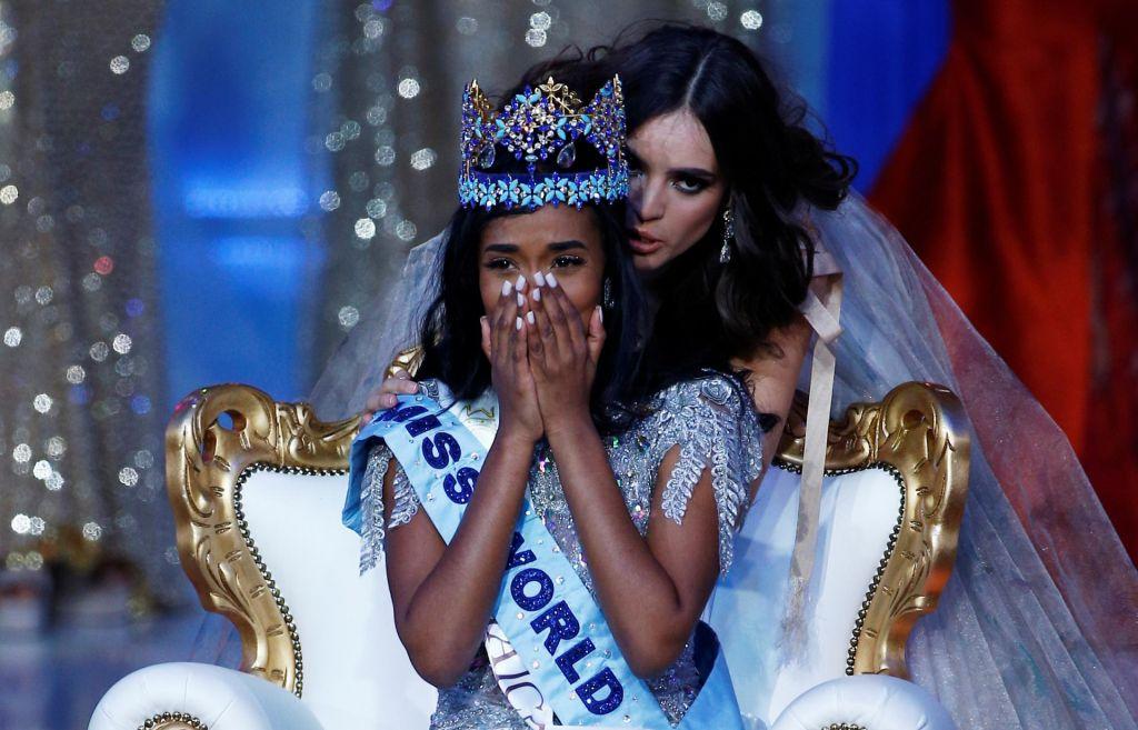 FOTO:Najlepša na svetu je Jamajčanka