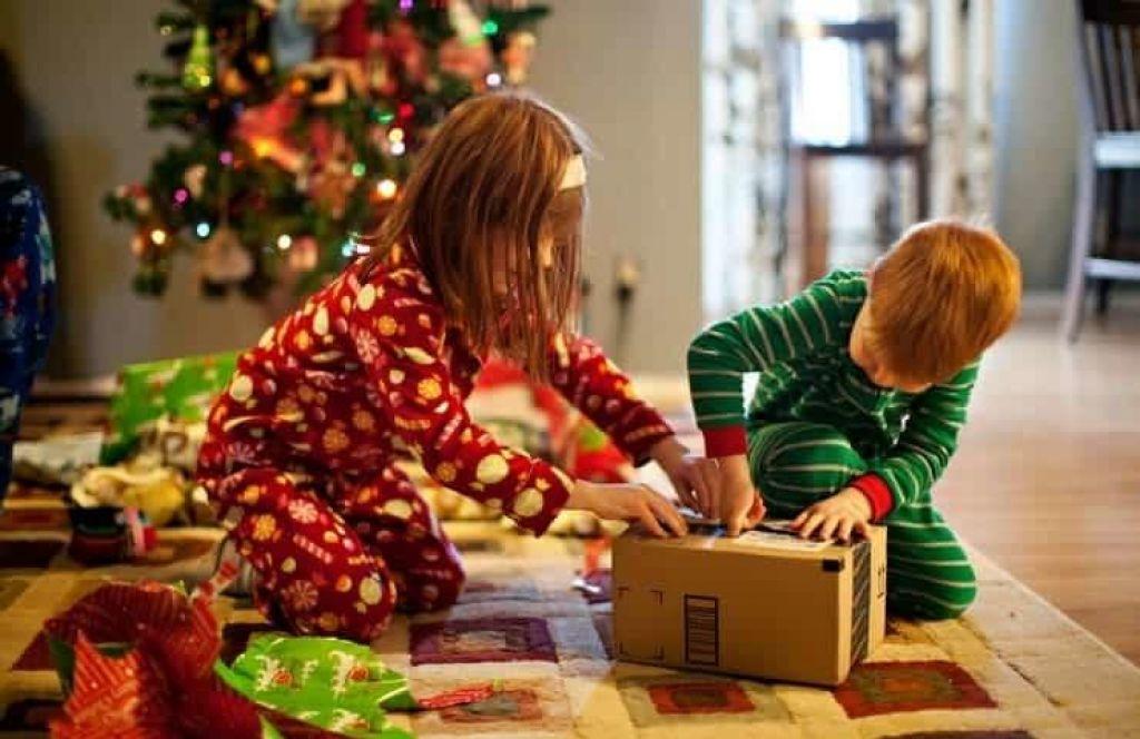 FOTO:Božična darila: 7 predlogov za obdarovanje najmlajših