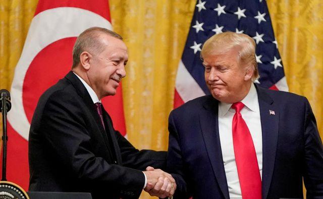 ZDA uporabljajo štiri vojaška oporišča v Turčiji.<br /> FOTO: Joshua Roberts/Reuters