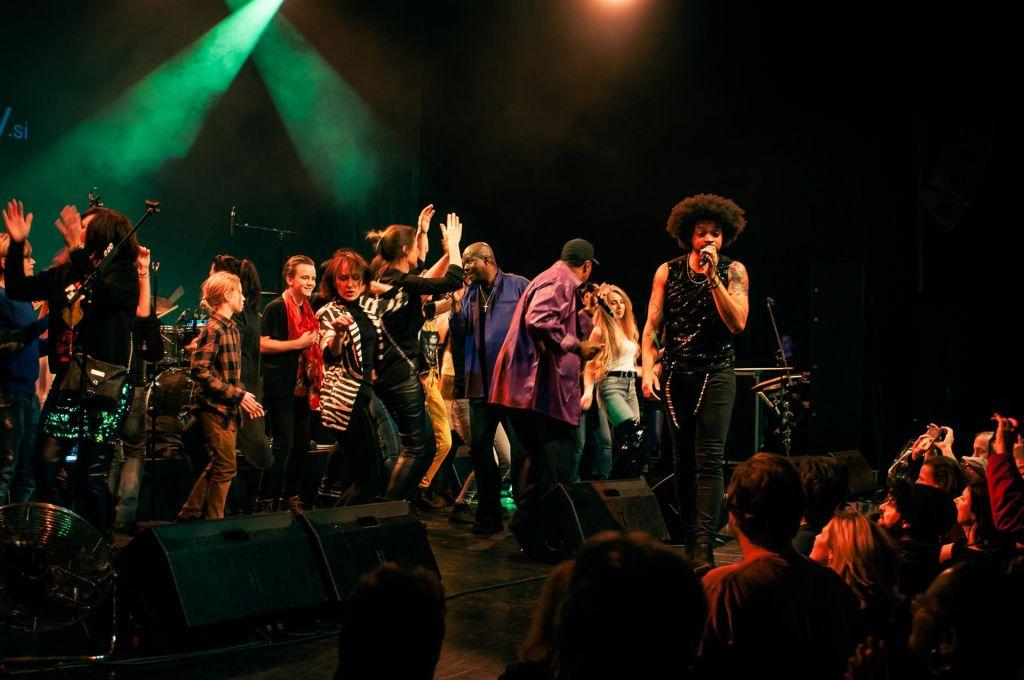 FOTO:Generacija nove glasbene moči