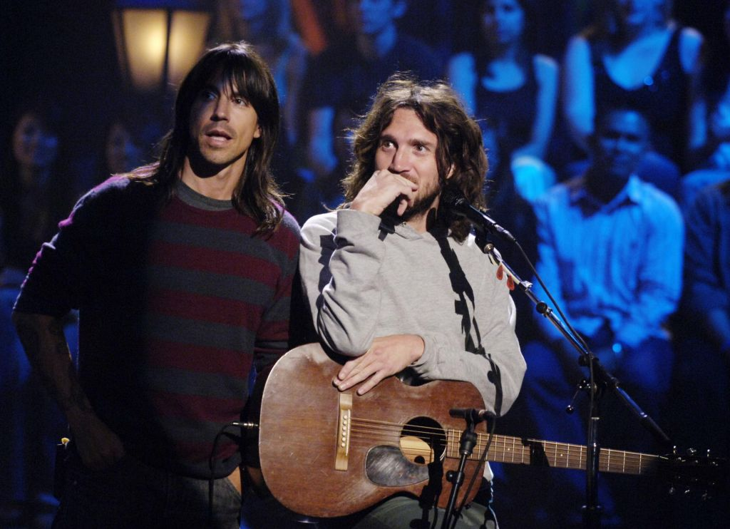FOTO:Red Hot Chili Peppers in John Frusciante, tretji del