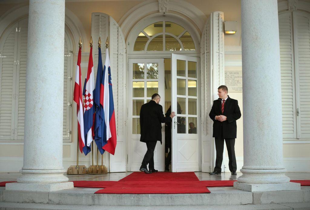 Še o zadevi Slovenija proti Hrvaški