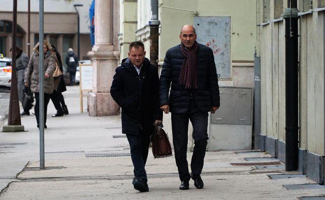 Na Celjskem so se sodniki z Janezom Janšo in Francijem Matozom že srečali. V zadevi glede razžalitve novinark RTV Slovenija Eugenije Carl in Mojce Šetinc Pašek, ki ju je Janša označli za »presstitutki«, je višje sodišče v Celju razveljavilo prvostopenjsko sodbo sodnice Barbare Žumer Kunc proti Janši v primeru domnevne razžalitve novinark ter zadevo vrnilo na prvo stopnjo. FOTO: Brane Piano