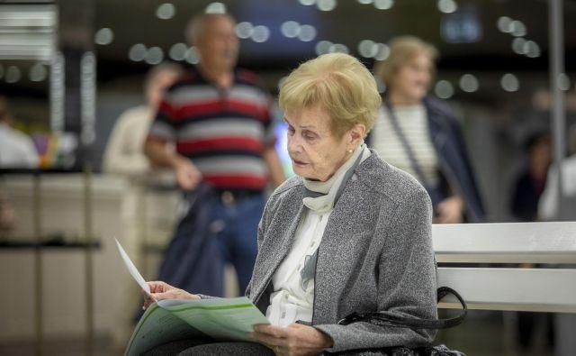 V prihodnosti bo primanjkovalo delovne sile, zato se morajo prav vsi zaposleni nenehno učiti, še posebno malo izobraženi, starejši od 45 let, ki jih je treba odkriti in motivirati za izobraževanje.<br /> Foto Voranc Vogel