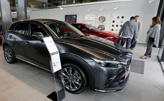 Prodaja avtomobilov v EU se je novembra povečala.<br /> FOTO: Reuters