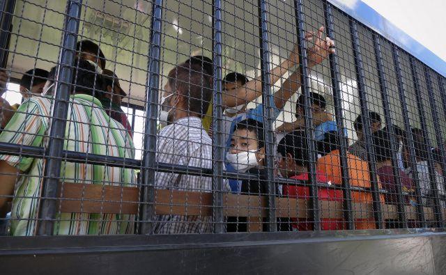 Nam je resnično mar za Ujgure? FOTO: Reuters