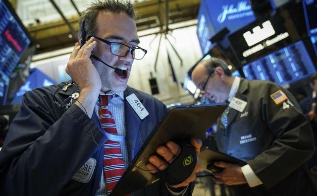 Leto 2019 je bilo na borznih trgih rekordno, pa tudi pričakovanja za 20202 niso slaba. FOTO: AFP