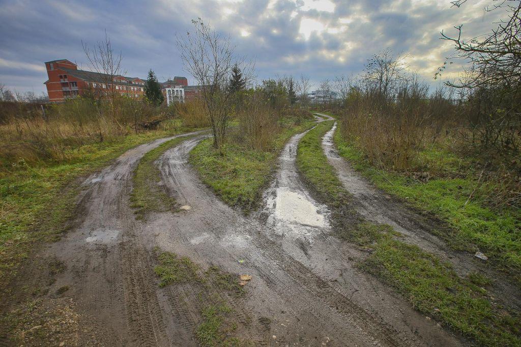 Dražba za zemljišča bo januarja