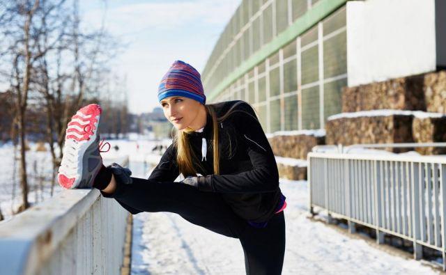 Mraz je še vedno mraz, in tudi ko boste imeli občutek prilagojenosti na mraz, še ne pomeni, da ste pred mrazom bolj varni. Kvečjemu manj, ker ste takrat manj previdni. FOTO: Shutterstock