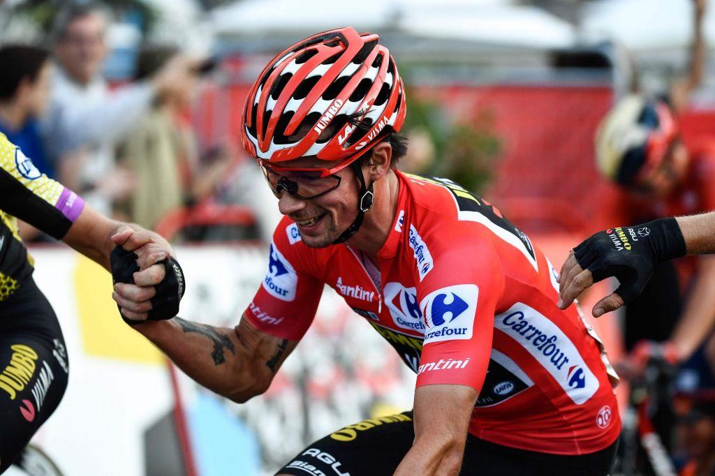 Vuelta 2020 brez Primoža Rogliča, toda v štirih državah