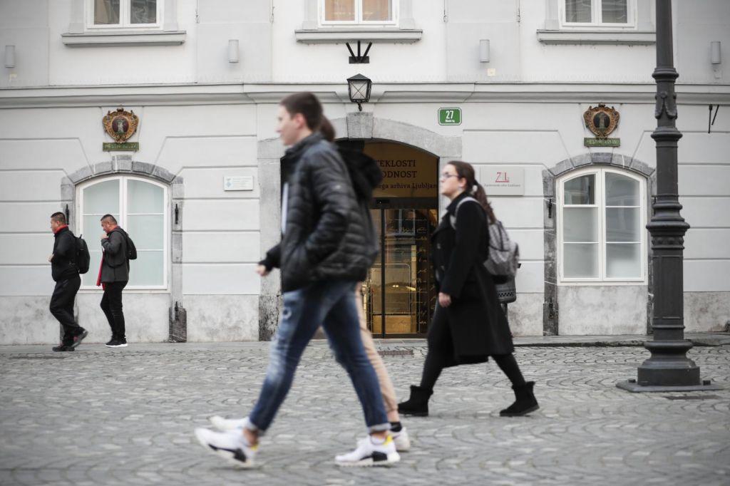 Mestni arhiv mora najti prostore na trgu