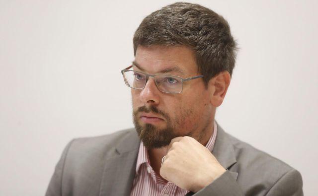 Jakob Počivavšek, Pergam: Javni naročniki morali pri naročanju upoštevati tudi socialne kriterije. FOTO: Leon Vidic/Delo