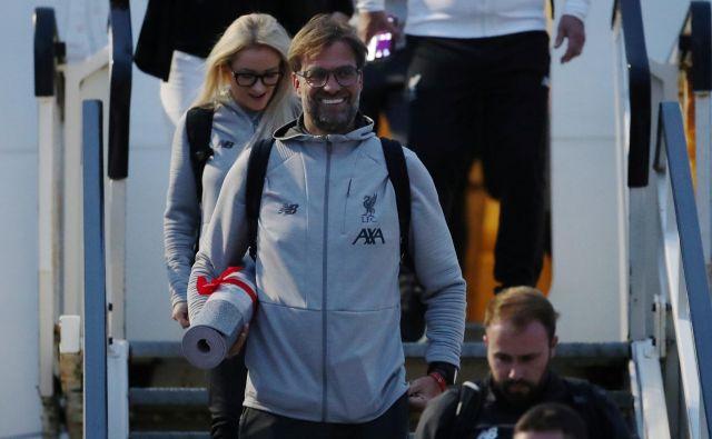 Trener Jürgen Klopp se je že pred pristankom v Liverpoolu obrnil k novim izzivom, kakršno je četrtkovo gostovanje v Leicestru. FOTO: Reuters