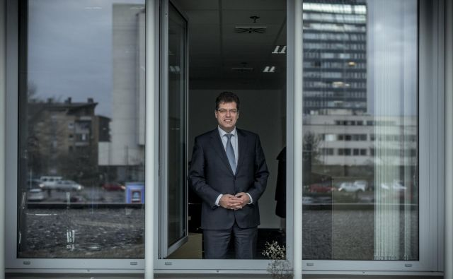 Janez Lenarčič je od začetka decembra novi evropski komisar za krizno upravljanje. Foto: Voranc Vogel
