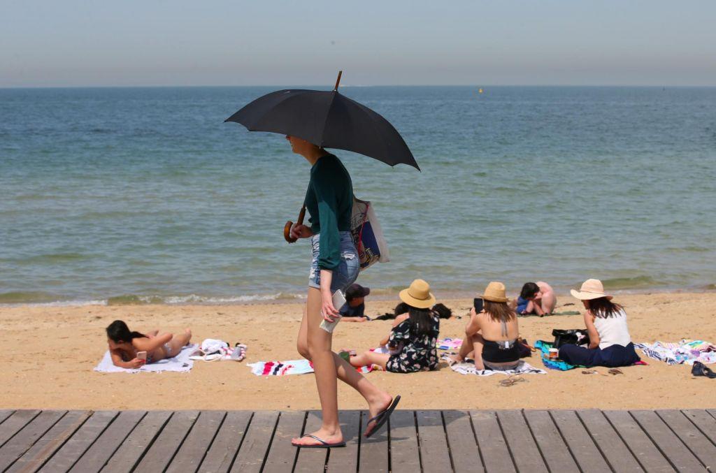 FOTO:V Avstraliji novi vročinski rekordi in obsežni požari