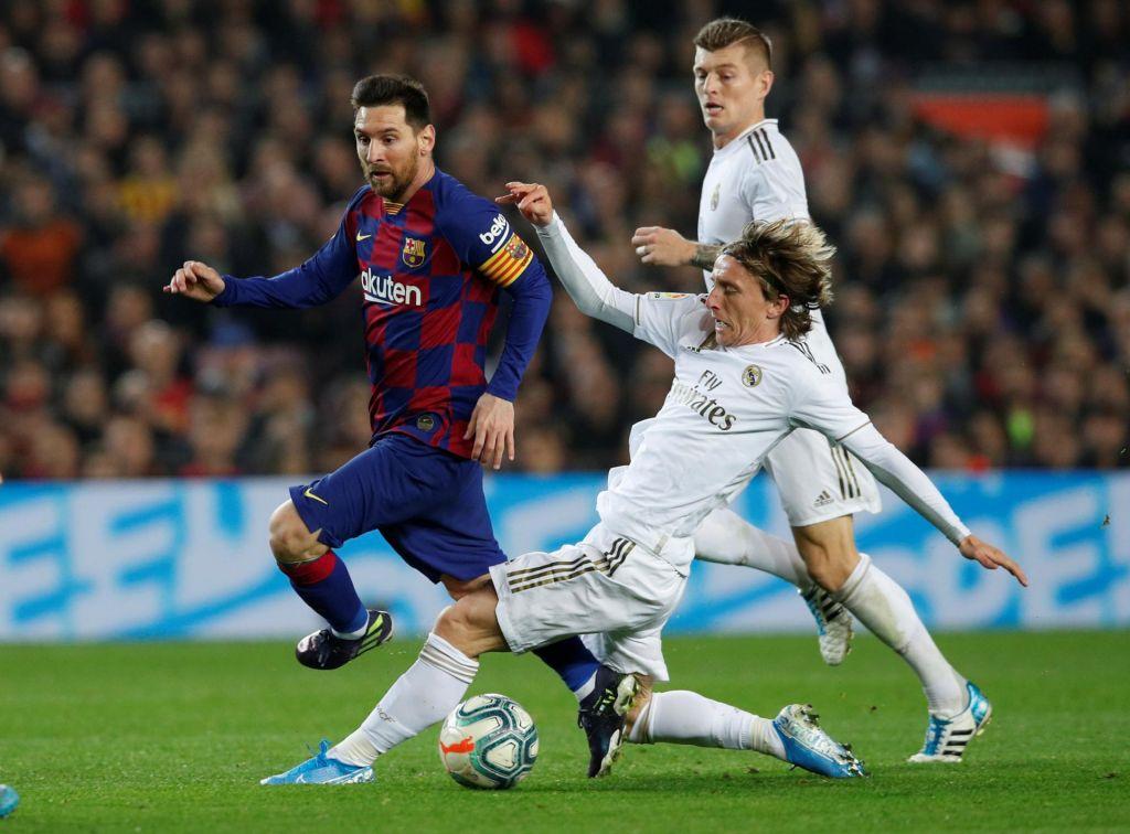 Namesto Ronalda pričakovali Messija, pojavil pa se je Valverde
