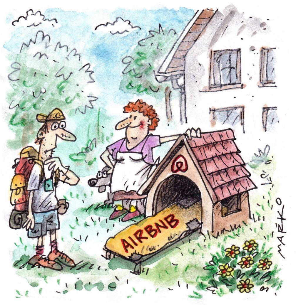 Airbnb je spremenil svet