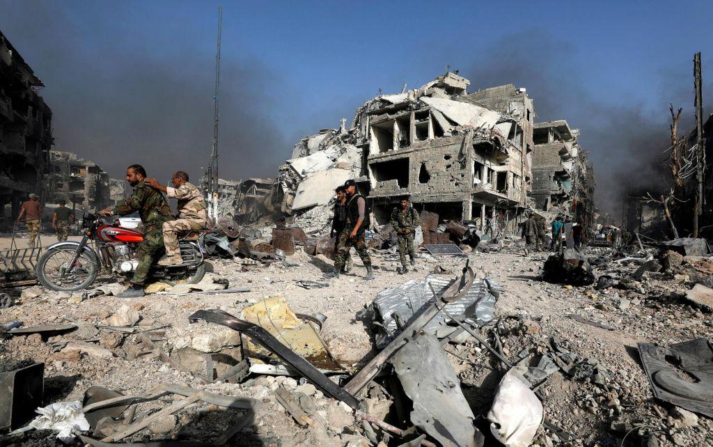 FOTO:Stanje nenehne vojne (vojn)