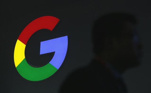Google bo moral pojasniti pravila delovanja svoje oglaševalske platforme Google Ads in postopke brisanja računov. FOTO: Pau Barrena/AFP