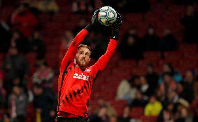 Jana Oblaka nogometni strokovnjaki po svetu zelo cenijo. FOTO: Reuters