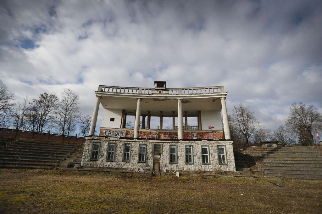 Čuvaji kulturne dediščine proti obnovi Plečnikovega stadiona